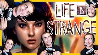 Με Είπε ΠΟΥΤΑΝΑ?! (Life Is Strange)