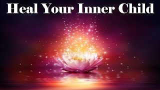 healing childhood wounds emotional detox wash the pain away subliminal meditation