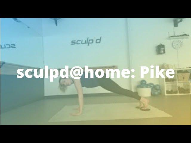 sculpd@home: Pike