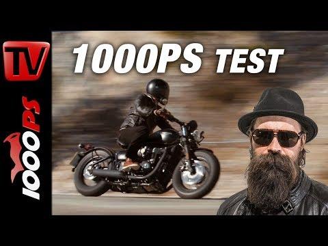 1000PS Test - Triumph Bobber Black Test - Preis, Sound - mit 1000PS