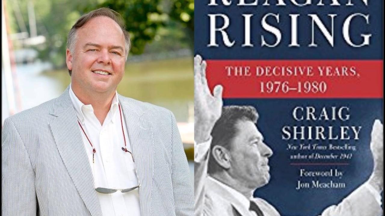 Reagan biographer, Eureka College Trustee Craig Shirley Establishes Scholarship