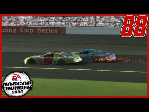 Brad Carter-Smith Learns Valuable Rookie Lessons | NASCAR Thunder 2004 Career Mode S3 Ep. 88