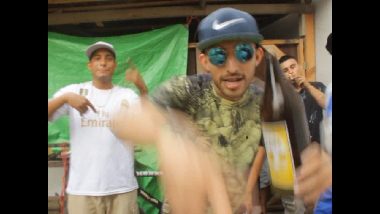 Crazy Boy -Del Pueblo 53 Ft Diamantes De Barrio( Video Oficcial)