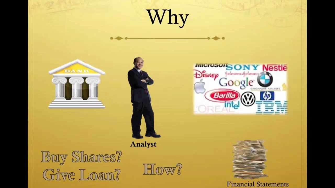 overview of financial statements analysis Aswath damodaran 1 financial statement analysis the raw data for investing.