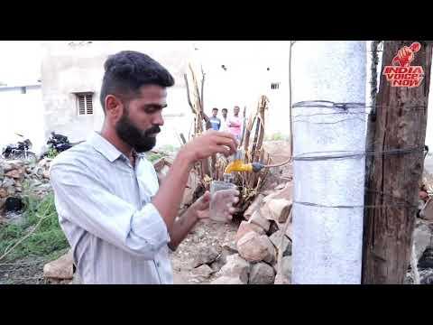 తెలుగు కుర్రోడి అద్భుతం..గాలి నుండి కరెంట్, నీళ్లు    Madhu Vajrakarur built A Wind Turbine