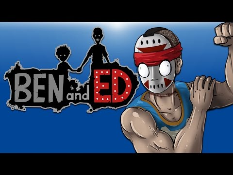 Ben And Ed Ep.2 (BIG CLOWN BOSS!!!) So many fails!