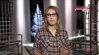 Ксения Собчак: Давайте хотя бы до 15 января забудем о