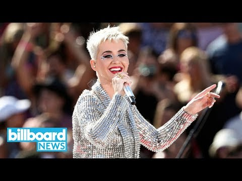 Katy Perry's 'Witness' Marks Her Third No. 1 Album on Billboard 200 Chart | Billboard News