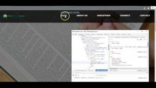 Using Google Chrome Developer tools for html/css problems(This video introduces the Google Chrome Developer tools feature which is handy when customising a template for Joomla or any other web site system., 2016-10-10T05:31:33.000Z)