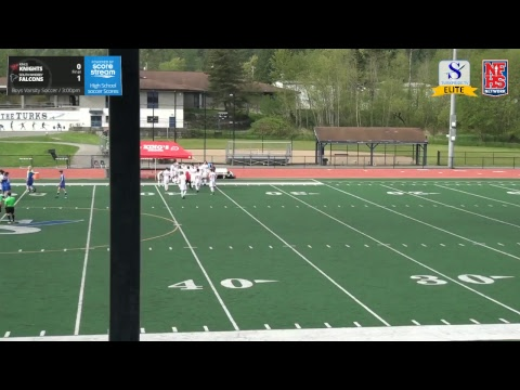 2018 District 1, 1A Boys Soccer Tournament Kings vs South Whidbey