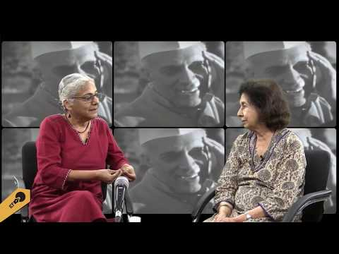 Nayantara Sahgal in conversation with Githa Hariharan