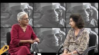 Nayantara Sahgal in conversation with Githa Hariharan