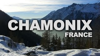 French Ski Resorts - Chamonix, a Ski Resort in the French Alps
