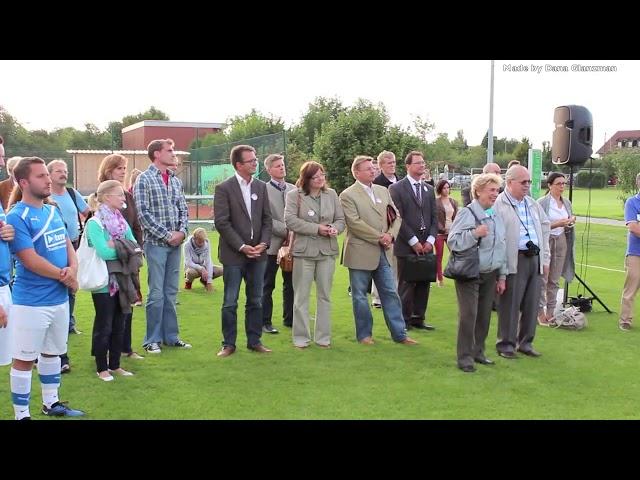 TSV Maccabi München   Gedenkfeier an das Olympiaattentag von 1972   40 Jahre da
