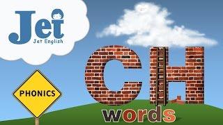 Phonics: CH-Wörter
