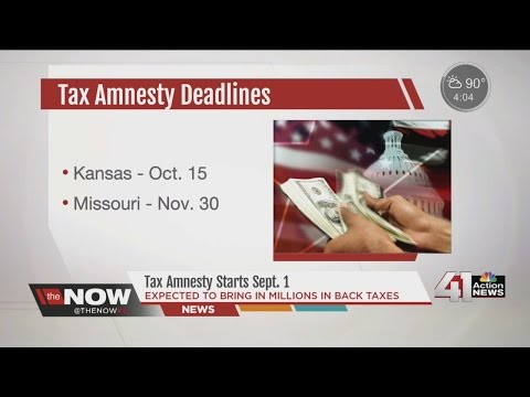 What the tax amnesty programs mean for you