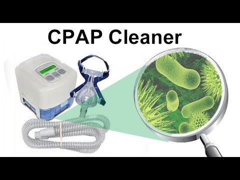 Most Popular! So clean CPAP Cleaner CPAP Sanitizer Introduction!