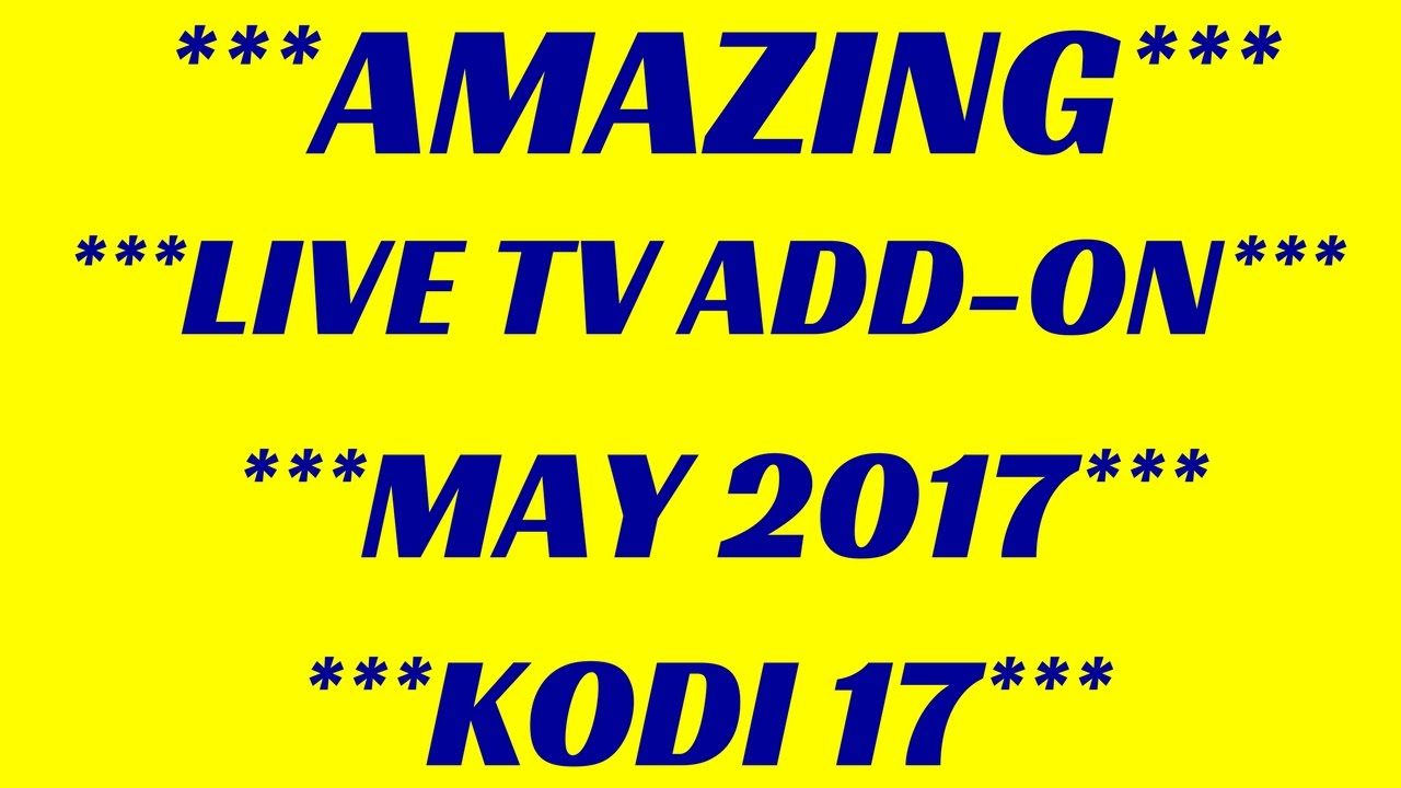how to get colombia live tv addon on kodi