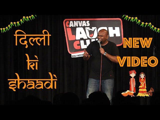 Dilli Mein Bunty Ki Shaadi | Stand up Comedy by Nishant Tanwar