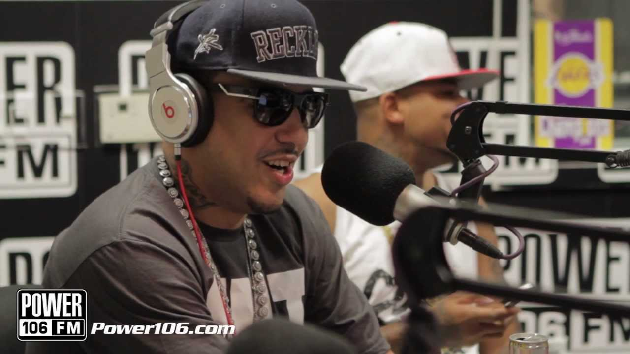 French Montana Asks -6523