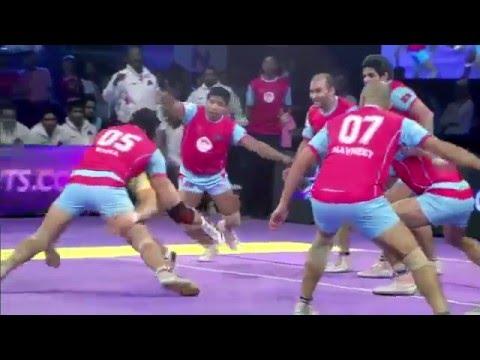 STAR Sports Pro Kabaddi Grand Finale   U Mumba vs Jaipur Pink Panthers