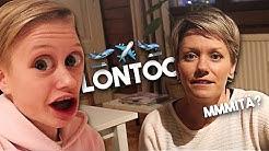 YLLÄTÄN ÄIDIN LONTOON MATKALLA!