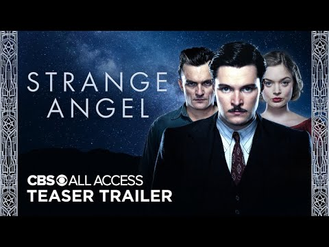 'Strange Angel' Season Two Trailer Continues Science-Occult Mash-up – Deadline