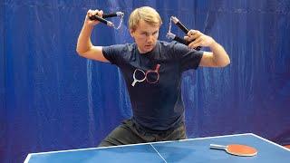 Bruce Lee Ping Pong [Nunchucks]
