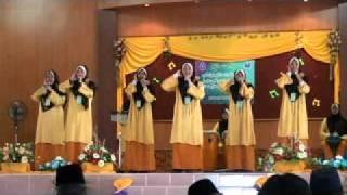 Naib Johan FeStival Nasyid Sekolah Menengah Peringkat Negeri Johor 2011