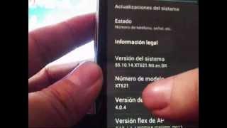 actualizar Motorola xt621 a Android 4.0.4 ACTUALIZADO
