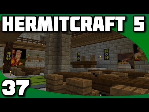 Hermitcraft 5 - Ep. 37: The Great Hall