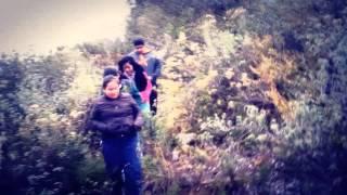 Encontrando un hoyo en Cerro Verde San Isidro Lagunas Teposcolula Oaxaca
