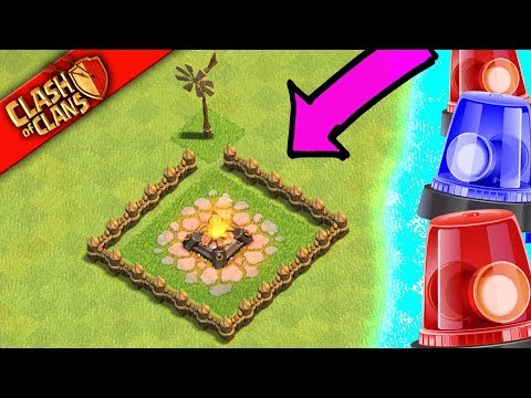 *** HANDS UP, NOOB POLICE *** (Clash of Clans Crimes)