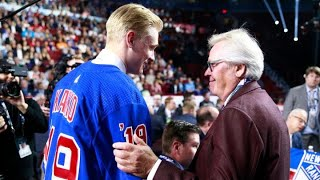 Kaapo Kakko Impresses At the First Day of Rangers' Prospect Camp | NHL
