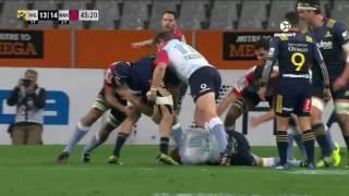 2017 Super Rugby Round 14: Highlanders v Waratahs