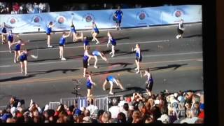 Rose Parade 2014 USA Jump Rope 1st Double Dutch