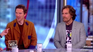 Benedict Cumberbatch & Michael Shannon Talk Climate Change | The View