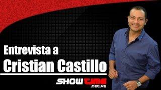 Entrevista a Cristian Castillo