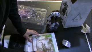 Assassin's Creed 3 Limited Edition Unboxing (Xbox 360)