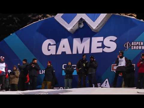 Generate X Games Aspen 2017 Men's Halfpipe Finals Screenshots