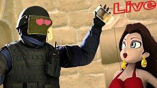 [CS:GO] Rozgrywki Turniejowe Oraz Urodziny Lady With Gun !!