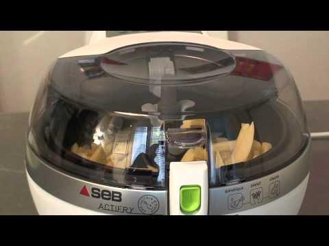 friteuse actifry test par inspiration cuisine youtube. Black Bedroom Furniture Sets. Home Design Ideas