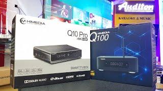 Q100 VS Q10 Pro- So sánh 2 đầu Karaoke Hot nhất - Dũng Thảo Audio