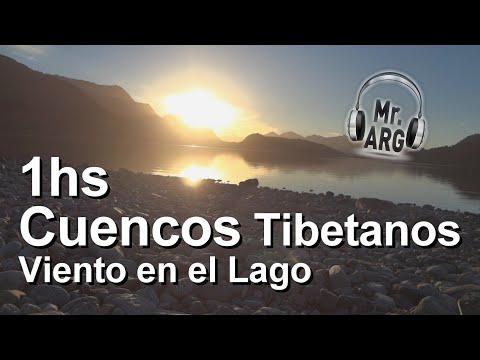 CUENCOS TIBETANOS !!! – VIENTO EN EL LAGO – 79 MINUTOS