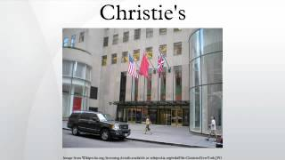Christie S