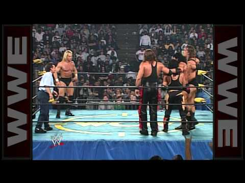 World War III 1996: The Giant wins the 60-Man Battle Royal