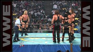 World War III 1996: Tнe Giant wins the 60-Man Battle Royal