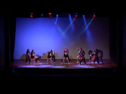SJ Dancers Senior Hip Hop 2014
