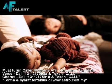[MTV] Aril AF7 - Anugerah Terindah (OST Masihkah Ada Ramadan)