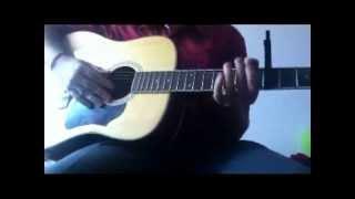 mel mel usthad hotel   guitar lesson cover
